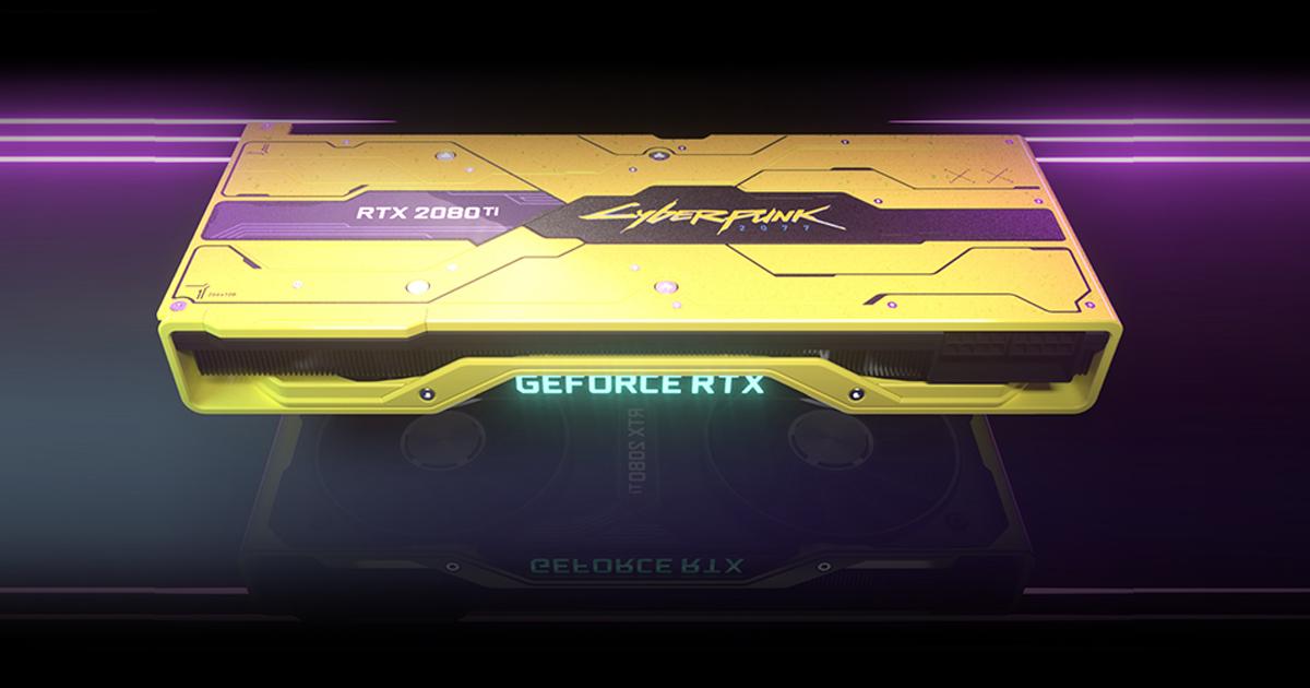 GPU cyberpunk 2077