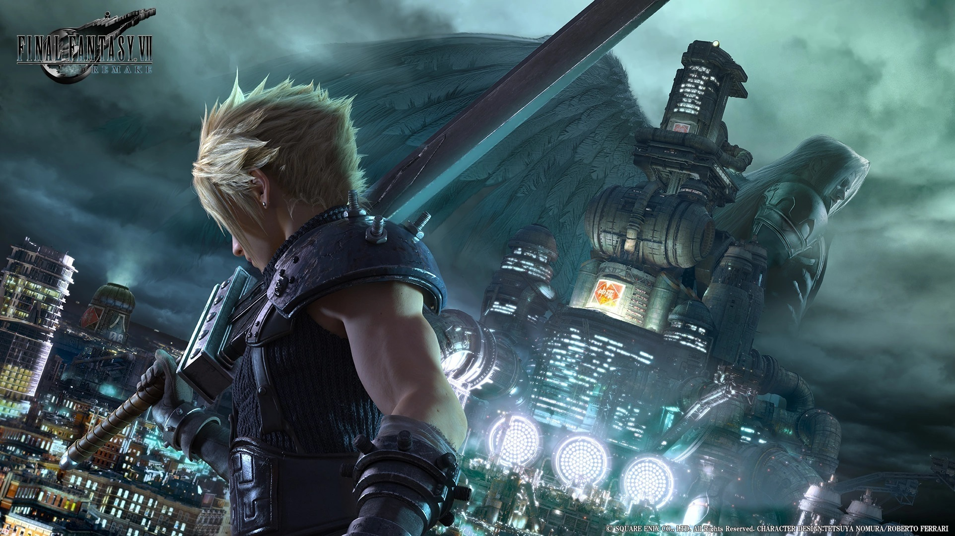final fantasy vii remake idgameware