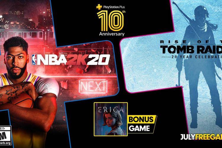 game gratis playstation 4 juli