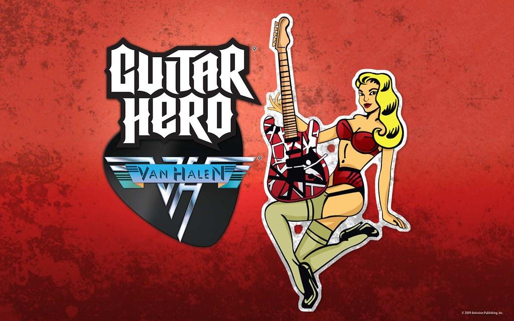 lagu van halen guitar hero