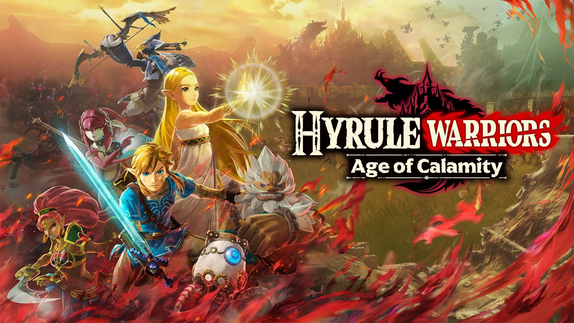 Review Hyrule Warriors Age Of Calamity Prekuel Zelda Botw